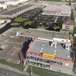 Crosspoint Real Estate has secured the financing for the development of Bistrita Retail Park