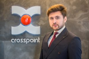 Catalin Gavrila Associate Land & Retail Crosspoint
