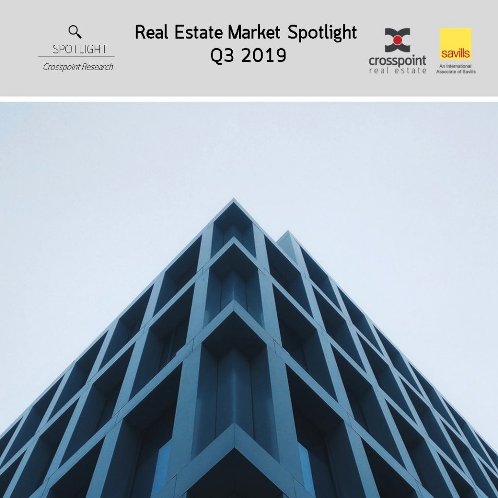 COVER Real Estate Market Sportlight Q3 2019 Crosspoint